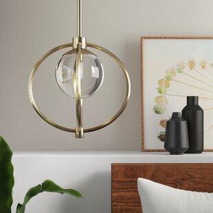 Bynoe 1-Light Globe Pendan..