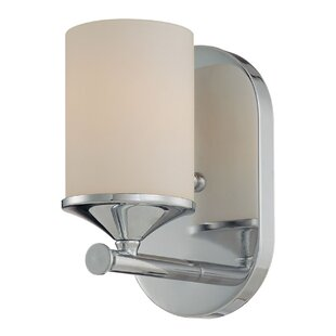 Southwell 1-Light Bath Sconce by Fleur De Lis Living