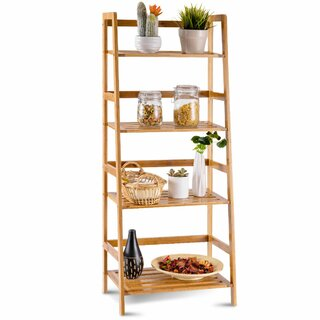 Amias Ladder Bookcase by Project Tidy SKU:AB126821 Guide