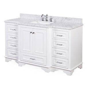 Nantucket 60 Single Bathroom Vanity Set ByKitchen Bath Collection