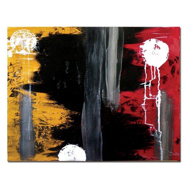 Trademark Art Hurt By Nicole Dietz Painting Print On Canvas Wayfair