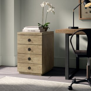 Arbyrd 3 Drawer Vertical Filing Cabinet by Greyleigh