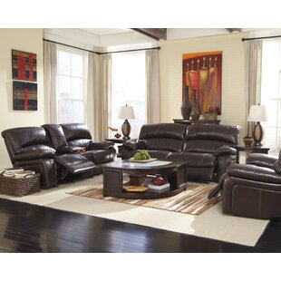 Krebs Reclining Configurable Living Room Set
