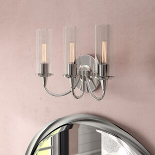 Eunice 3-Light Vanity Light By Charlton Home Wall Lights