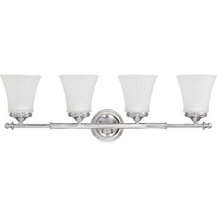 Charlton Home Hinde 4-Light Vanity Light