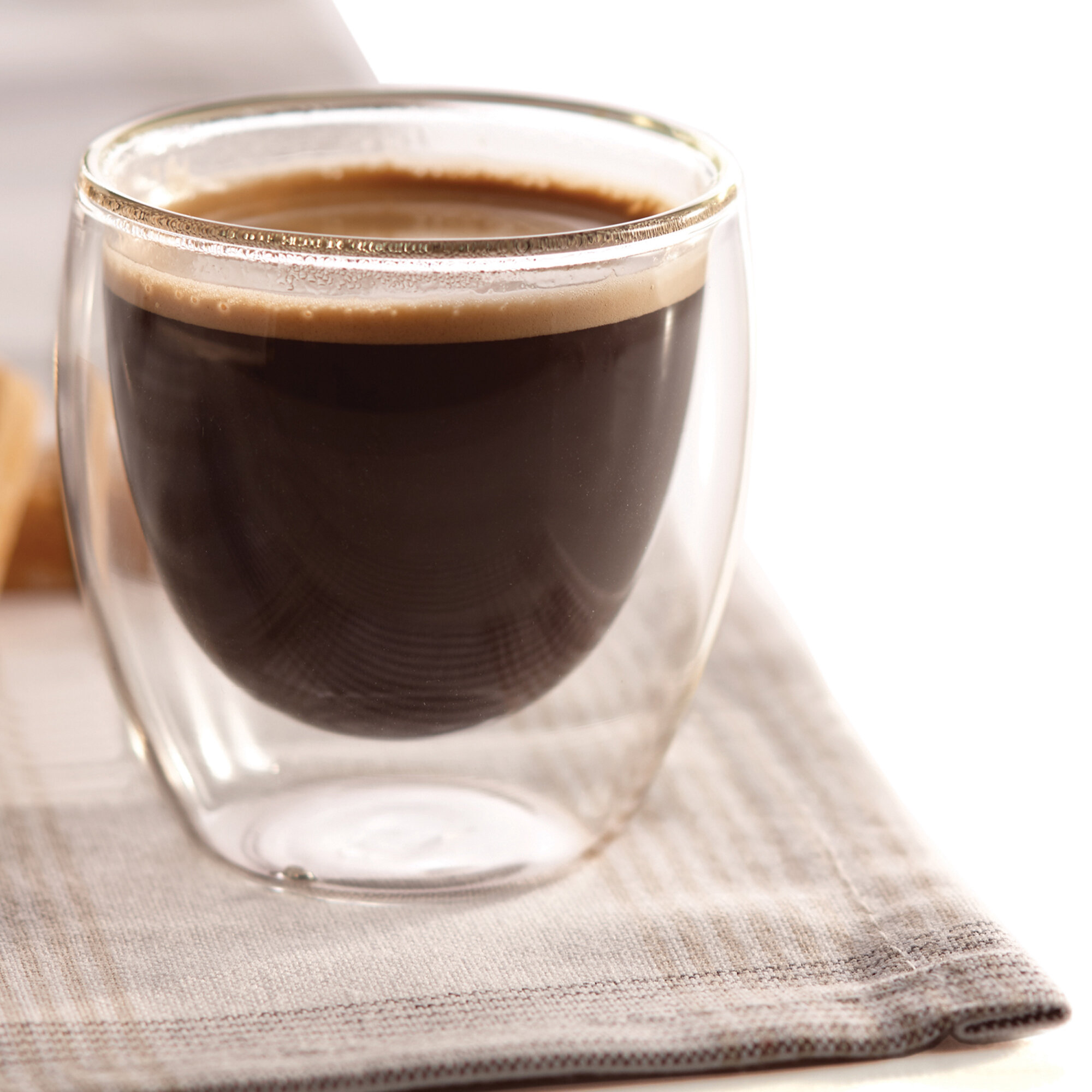 Charlton Home Soliz Barista Double Wall Espresso Cup Reviews Wayfair Ca