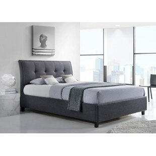 Mizuno Queen Upholstered Storage Platform Bed by Latitude Run