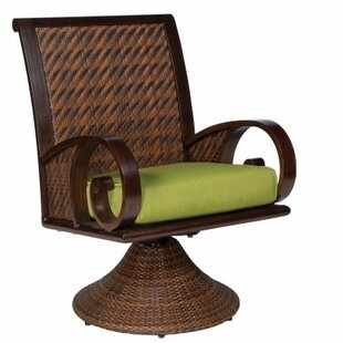 Woodard North Shore Patio Chair with Cush..