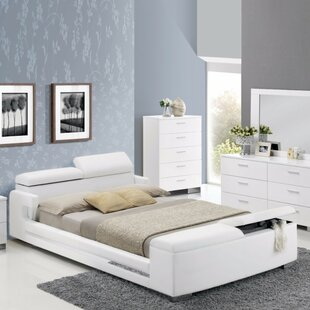 Caruolo Queen Upholstered Storage Platform Bed by Orren Ellis