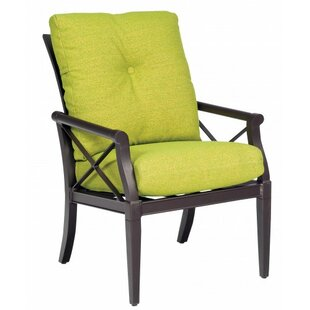 Andover Patio Dining Chair with Cushion
