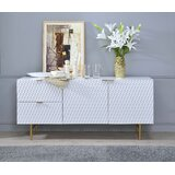 Granier TV Stand for TVs up to 75 by Everly Quinn