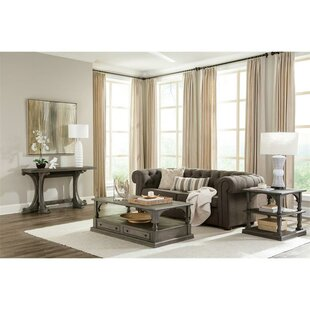 Allred 3 Piece Coffee Table Set One Allium Way
