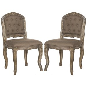 Tondreau Side Chair (Set of 2) by One Allium Way