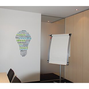 office deco. Office Deco Transfer Inspiration Bulb Wall Decal
