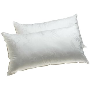 Deluxe Comfort Supreme Plus Filled Gel Fiber Pillow (Set of 2)