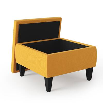 Terrific Gus Modern Mimico Storage Ottoman Reviews Wayfair Ca Pabps2019 Chair Design Images Pabps2019Com