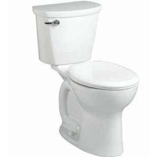 American Standard Cadet Pro Right Height 1.28 GPF Round Two-Piece Toilet