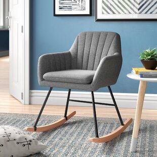 Cala Rocking Chair By Zipcode Design