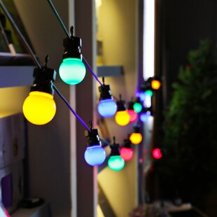 Turn on the Brights Caroline LED 20 Globe String Light