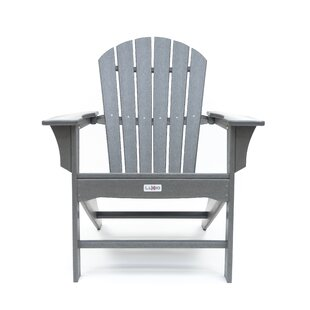 Longshore Tides Corinne Poly Plastic Adirondack Chair