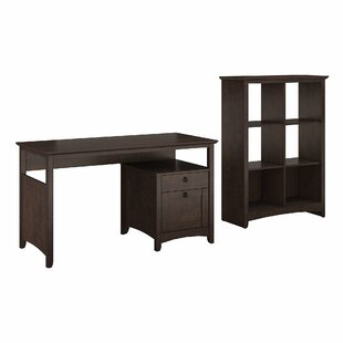 Darby Home Co Fralick 2 Piece Desk Office Suite