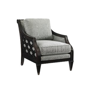 Royal Kahala Armchair by Tommy Bahama Home Comparison