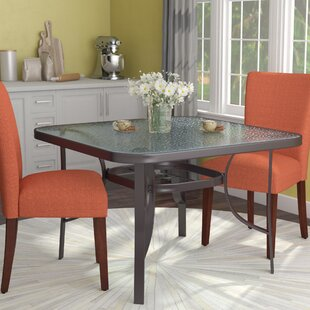 Duffey Dining Table by Charlton Home Modern