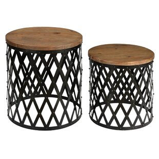 Venne 2 Piece Nesting Tables