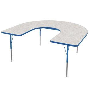 Horseshoe Shaped Activity Tables Youu0027ll Love | Wayfair.ca