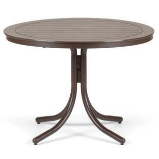 Telescope Casual Marine Grade Polymer Round Dining Table