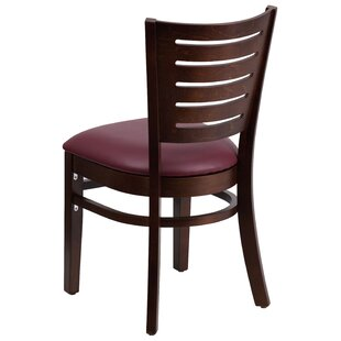 Lauren Upholstered Dining Chair Red Barrel Studio
