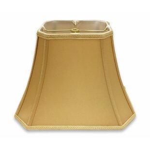 11 Silk/Shantung Bell Lamp Shade