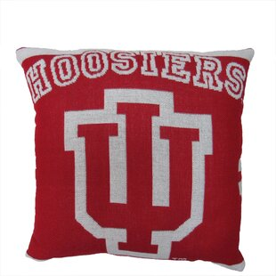 NCAA College Throw Pillow