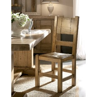 Higgins Dining Chair (Set of 2) Loon Peak