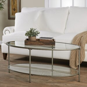 Harlan Oval Coffee Table