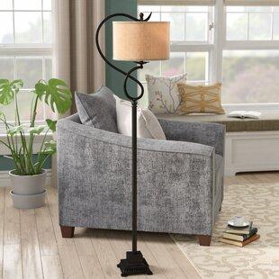 Order Bancroft 61 Floor Lamp By Red Barrel Studio
