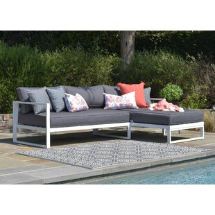 Paloma Sectional With Cushions