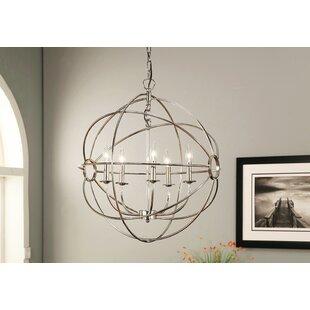 Ombret 5-Light Globe Chand..