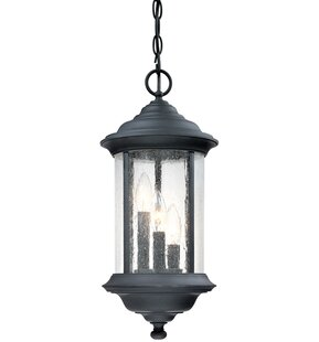 Purchase Devizes 3-Light Outdoor Hanging Lantern By Charlton Home