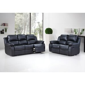 Latitude Run Bethune 2 Piece Living Room Set