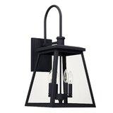 Upsala 4-Light Outdoor Wall Lantern