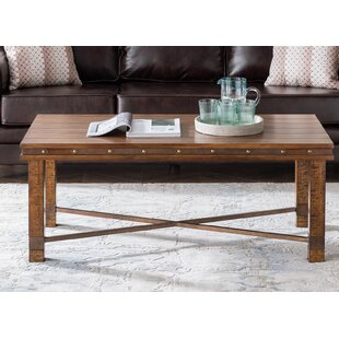 Compare prices Seavey Coffee Table by Gracie Oaks