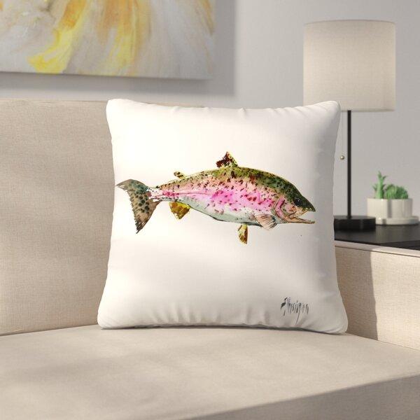 Trout Pillow Wayfair