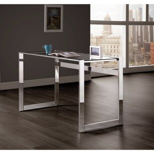 Barben Elegantly Charmed Metal Desk by Latitude Run Wonderful