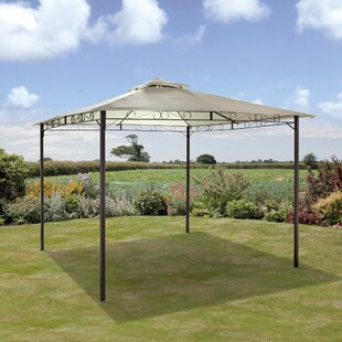 10 Ft. W x 10 Ft. D Aluminum Patio Gazebo by SunTime Outdoor Living