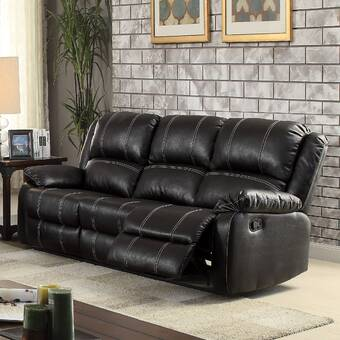 Swell Latitude Run Maddock Reclining Sofa Reviews Wayfair Caraccident5 Cool Chair Designs And Ideas Caraccident5Info