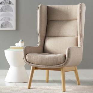 Cristy Wingback Chair