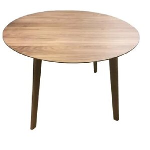 Cogan Fibreboard Dining Table by Ivy Bronx