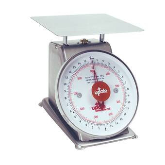 Update International 7 Dial Analog Portion Control Scale Wayfair
