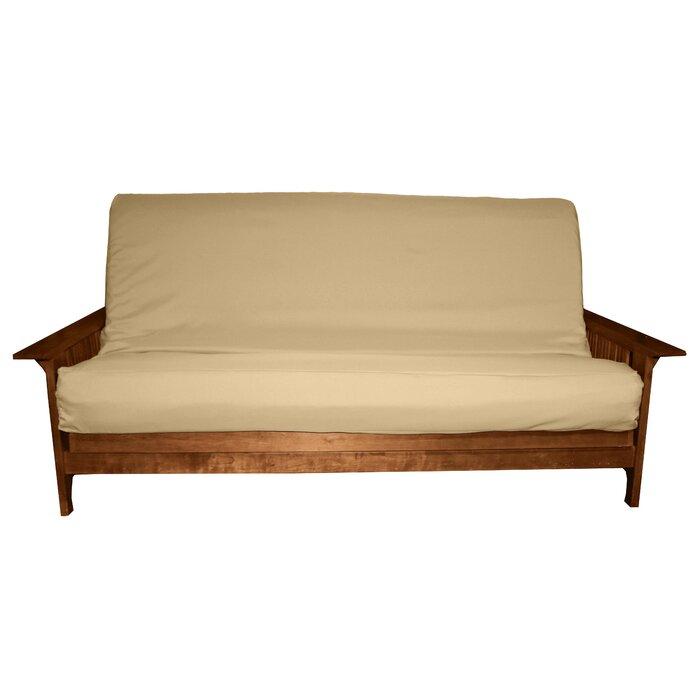 Laude Run Box Cushion Futon